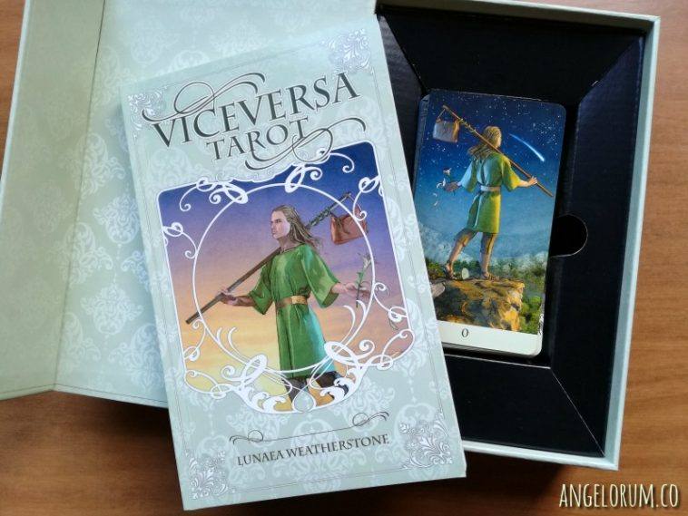The Vice Versa Tarot Deck Review and Interview