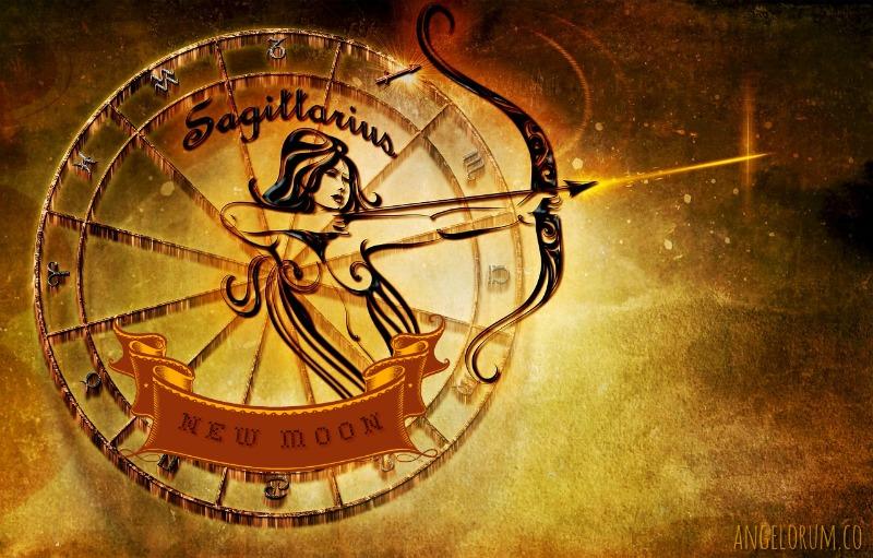 Sagittarius New Moon Tarot