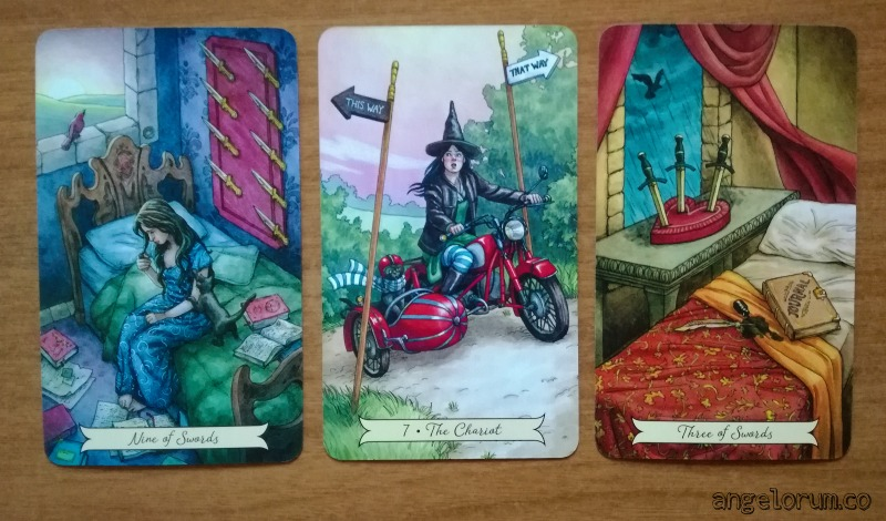 Week Ahead Tarot 18-24 December Every Day Witch Tarot Pick a Card Reveal