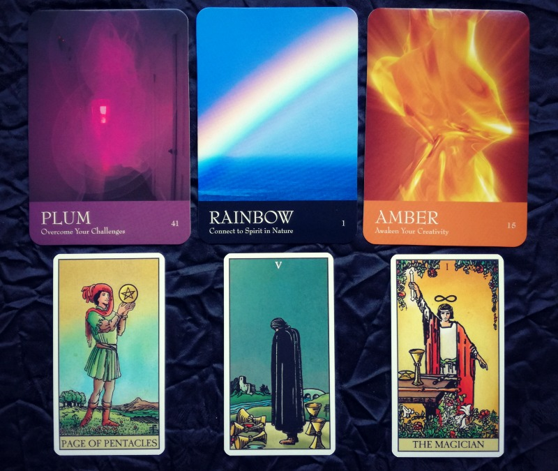 5-14 January 2018 Tarot and Oracle Card Week Ahead Forecast Reveal