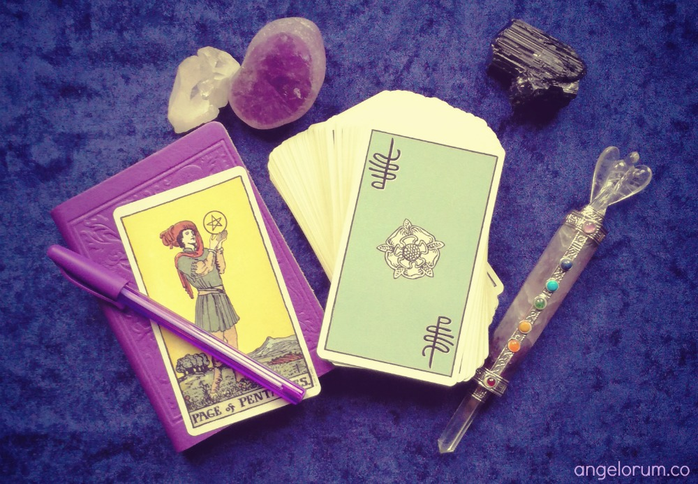 FREE Tarot Tools, Tarot Spreads and Tarot Learning Resources