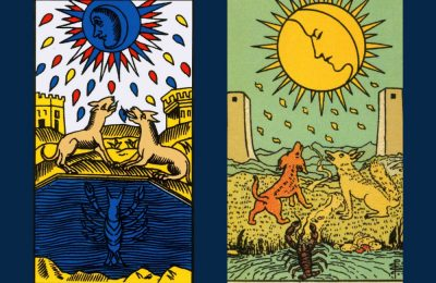 7 Facets of the Tarot Moon Card