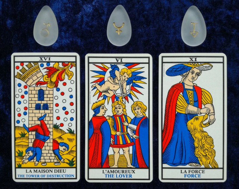 Week Ahead Soul Alchemy Forecasts Grimaud Marseille Tarot and Alchemy Stones Reveal