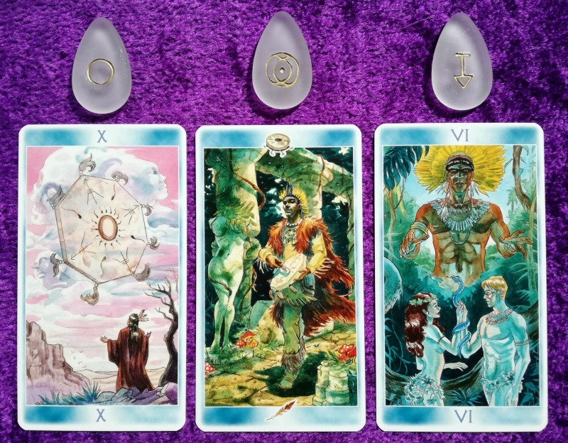 Shaman Tarot Week Ahead Messages Reveal
