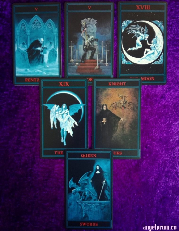 Dark Moon Tarot Reading for the Cancer Solar Eclipse