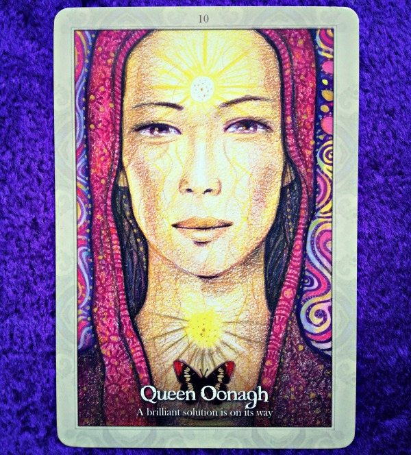 31 August Queen Oonagh Week Ahead Guidance Oracle of the Dragonfae