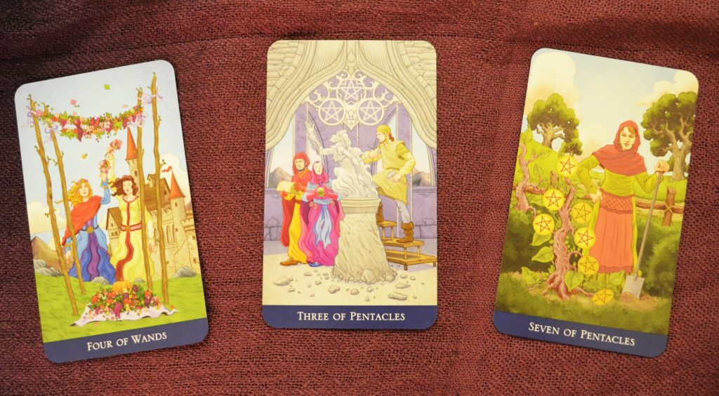 Llewellyn's Classic Tarot review
