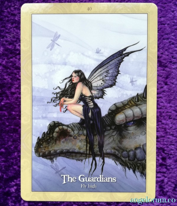 The Guardians from the Oracle of the Dragonfae