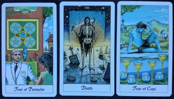 Gemini November 2018 Tarotscopes