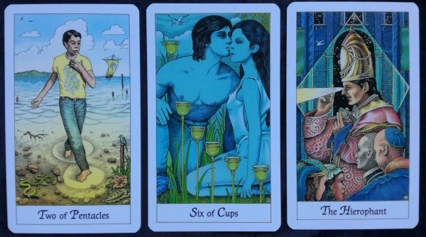 Leo November 2018 Tarotscopes