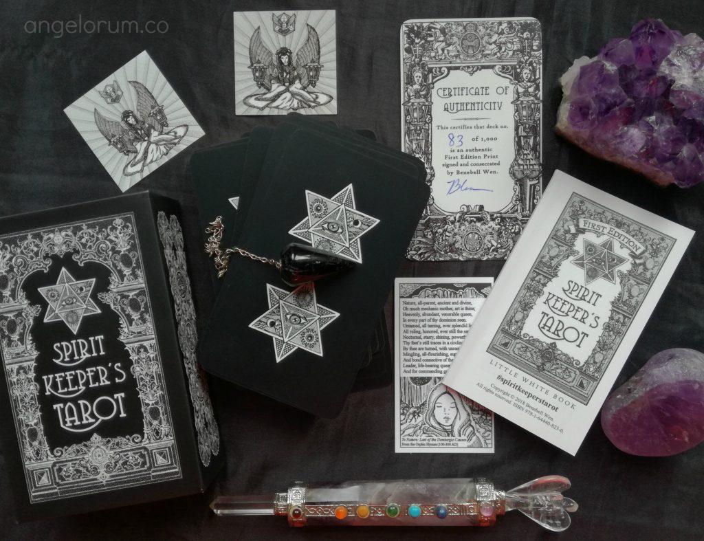 Spirit Keeper's Tarot