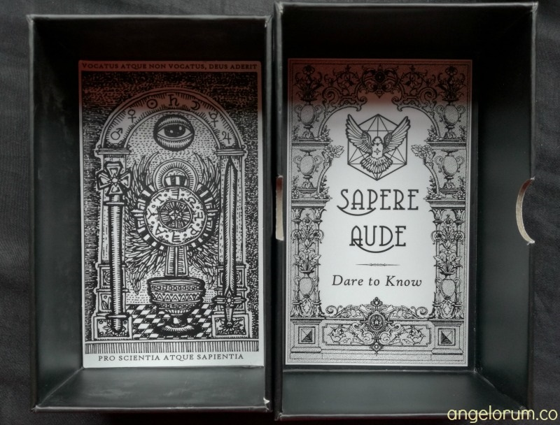 Spirit Keeper's Tarot Box