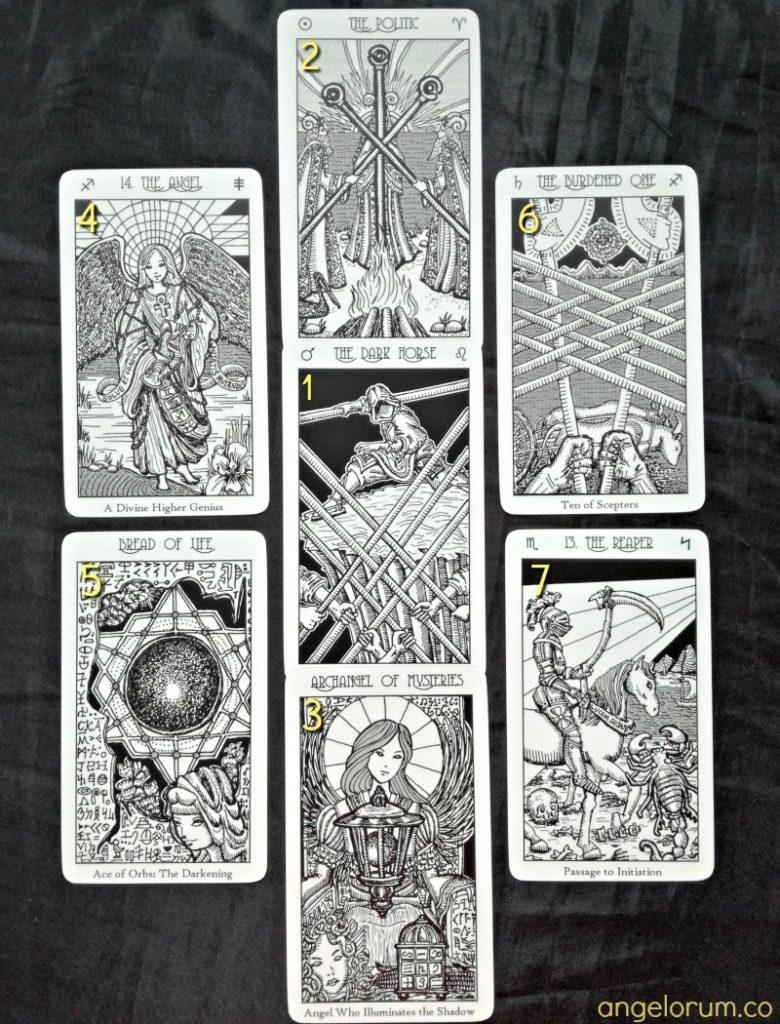 The Spirit Keeper's Tarot Deck Interview