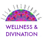 wellness and divination newsletter logo